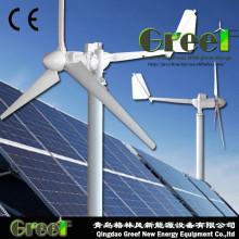 Сделано в Китае 5kw 10kw Солнечный ветер гибридной системы Цена