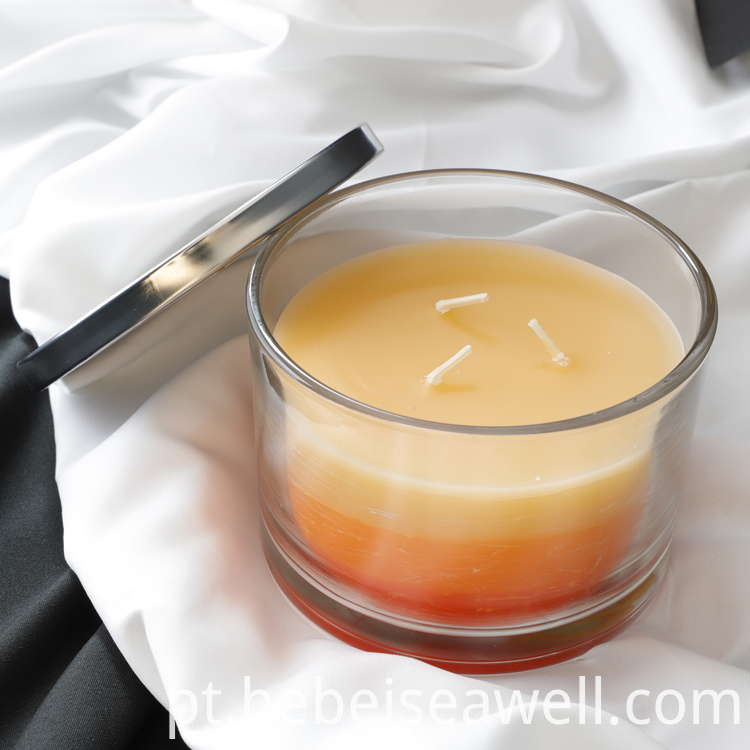 3 Wicks Candle