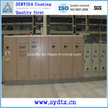 Línea caliente de la capa del polvo / máquina / equipo de pintura del dispositivo de control eléctrico