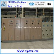 Linha quente do revestimento do pó / máquina / equipamento de pintura do dispositivo de controle elétrico