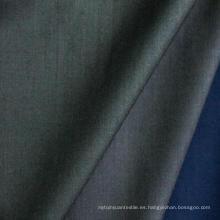 Hilados teñidos o tejidos impresos T / C, Tr, CVC Tejido de algodón para la ropa Shirting