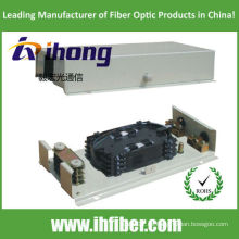 Caja de pared ODF pigtail outlet 48 fibras