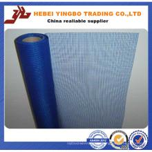 Malla de fibra de vidrio de refuerzo de pared para material de construcción
