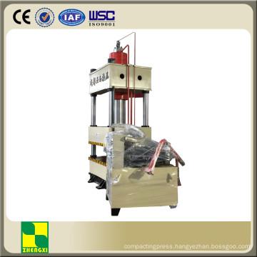 Four Column Double Action Hydraulic Press Machine Yz32-800t