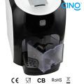 Manual capsule coffee machine