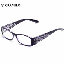Cheap latest flower printing fashion women reading glasses