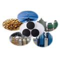 Использование химикатов для обработки воды гранулированным активированным углем Адсорбентом