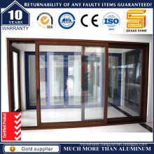 Double Glazing Aluminum Sliding Doors (SL-7790)