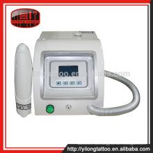 350MJ Single Puls Laser Entfernung Tattoo