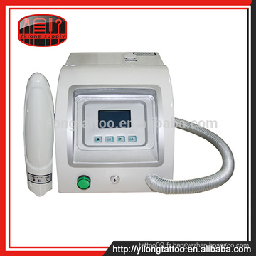 China supplier laser tattoo removal beauty machine