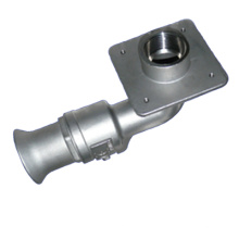 Фабрики ISO9001 OEM нержавеющая сталь, алюминиевого сплава прецизионного литья