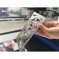 2mm Edelstahl Metall Laser Schneidemaschine