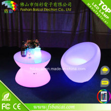 LED Light Furniture & LED Coffee Table & LED Bar Table