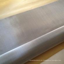 Ultra Wide 3m 4m 5m 6m 8m 10 20 Malla de malla tejida de malla de acero inoxidable