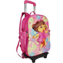 Dora cartoon character 3d school bag