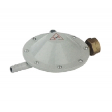 Alu body pressure regulator
