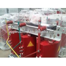Transformador de tipo seco de resina fundida SCB10