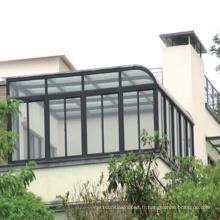 Feelingtop - Foyer solaire à effet de serre à économie d'énergie Feelingtop (FT-S)