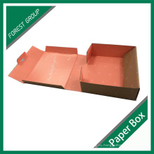 Новая Конструкция Подгонянная Коробка Гофрированной Бумаги