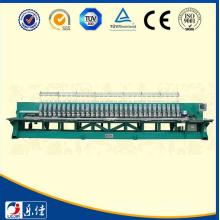 Lejia Profi-Performance computergesteuerte Flachstickmaschine mit automatischem Fadenabschneider