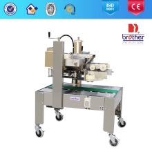 As623 Brother Full Stainless Steel Foam Box Sealing Machine