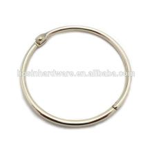 Art- und Weisequalitäts-Metall 70mm Bindemittel-Ring