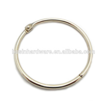 Fashion High Quality Metal 70mm Binder Ring