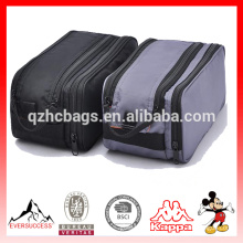 Portable Cosmetic For Men And Women Travel Bag With Mesh Pocket Travel Cosmetic Bag(ES-H495)