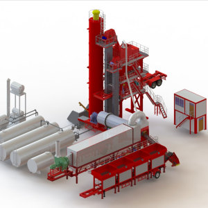 Asphalt Batching And Mixing Plant Cost