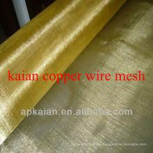 Tela de malla de cobre de 0,25 mm * 30mesh