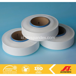 Heat resistance dyeing spandex