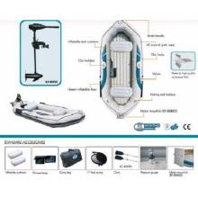 Полный набор надувная лодка с Airpillow