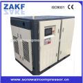 Los tipos del enchufe de ZAKF 220v comprimen el compresor de aire del tornillo compresor de aire rotatorio