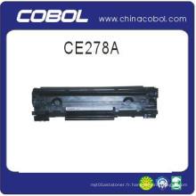Cartouche de toner compatible CE278A pour imprimante laser HP