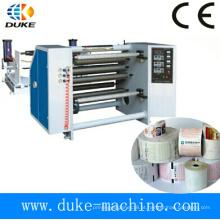 Alto retorno! Máquina de rebobinamento de papel higiénico de 1575mm (DK-FQ)