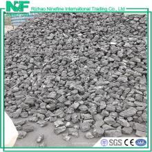 Type de traitement de haut fourneau Coke métallurgique à haute teneur en carbone