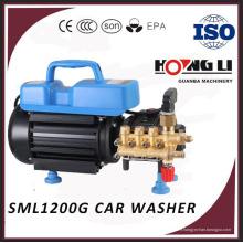 Machine à laver électrique à haute pression de voiture de 1000Psi / prix de machine de lavage de voiture SML1200G