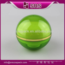 SRS China Hot Sale Competitive Price Acrylic Face Cream container 50ml acrylic cream jar
