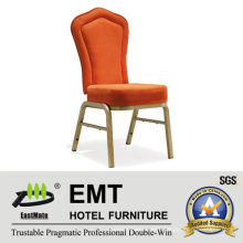 New Fabric Benquet Chair with Comfortable Backrest (EMT-515)