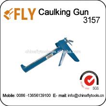 Arma de calafetagem de pistola de silicone de pistola de cola industrial rotativa