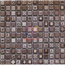 Wall Decoration Used Glazed Ceramic Mosaic (CST079)
