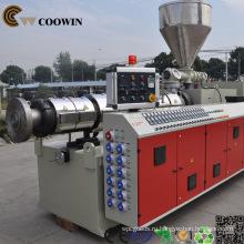 ПП/PE/PVC деревянная пластичная производственная линия профиля WPC /машина Штранг-прессования PVC