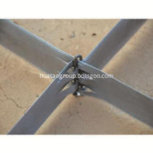 Steel Reinforcement Geocell With Hole and Without Hole