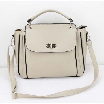 Customed Women's PVC Satchel Handbags for Ladies
