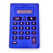 A4 Size,Big Size Desktop Calculator for Promotion