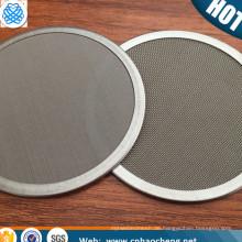 250 mesh +40 mesh Doppelschicht Brühscheibe Kaffeefilter für Kaffeetassen