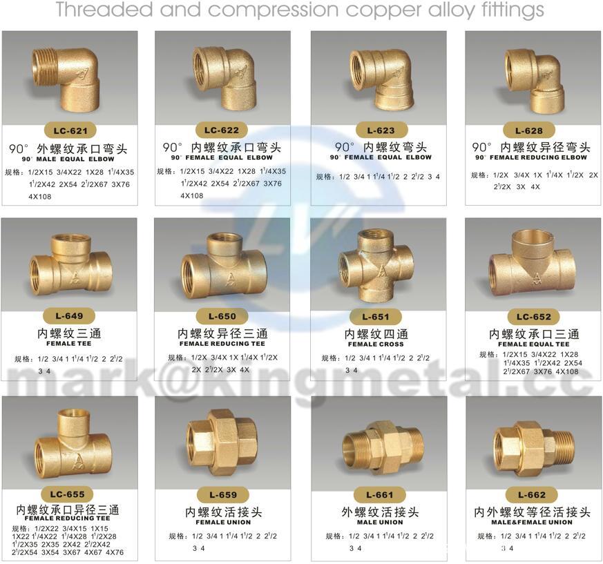 Brass Uion type