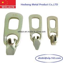 Embrague de anillo de elevación de la cabeza esférica del cabrestante prefabricado (2.5T galvanizado)
