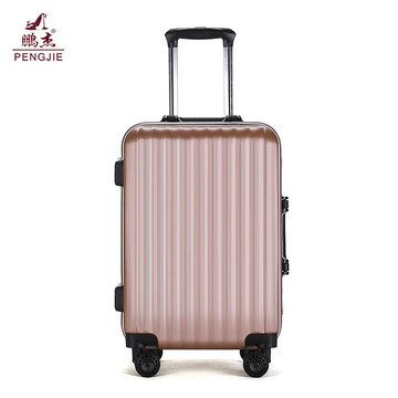 New Fashion abs carry-on travel luggage