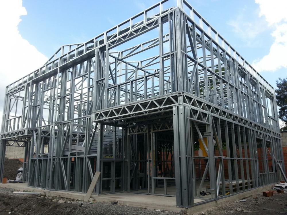 Light Steel Prefab House